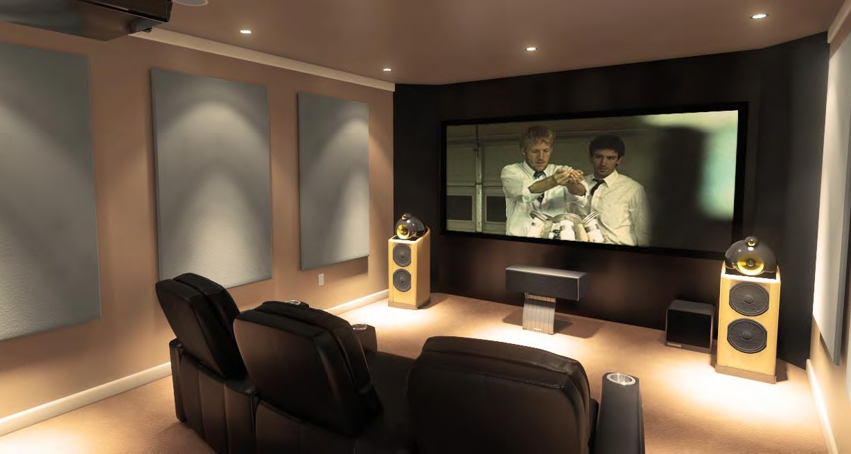 Designing Your Essential Home Theater – CatCubed