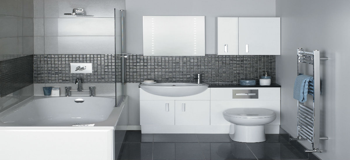 The Top Five Ways You Can Optimise Space In Your Small Bathroom