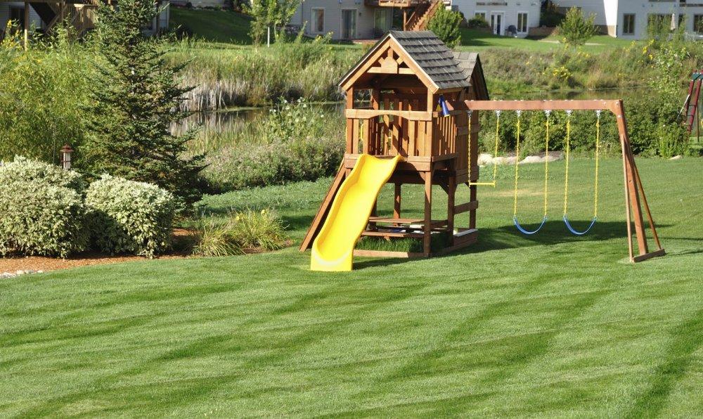 5 Original Ideas For Your Backyard Playground Catcubed